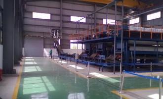 浙江湖州60吨/日污泥干化项目