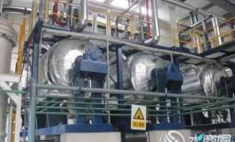 呼和浩特市100t/d污泥水热干化项目