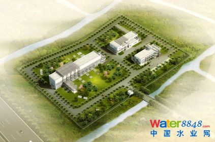 青草沙水源地原水工程