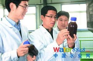 """北京排水集团科技研发中心""""红菌""""项目主管 张树军:  驯服""""红菌""""噬污泥(图)"""
