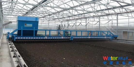 福航 污泥处理干化设备    实现了污泥处理的无害化、减量化、稳定化、资源化