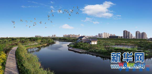 水业新闻 03 正文    生态城以35万人口作为规划的指标,其土地大约