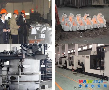 —杭州鹤见南方泵业有限公司和专注于先进铸造技术的分公司&