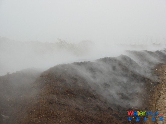 污泥堆肥 成套设备