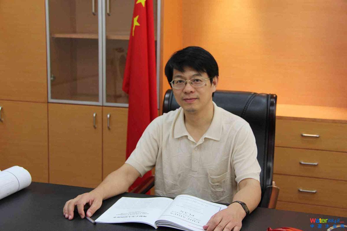 李益飞----南昌市城市规划设计研究总院院长,教授级高级工程师