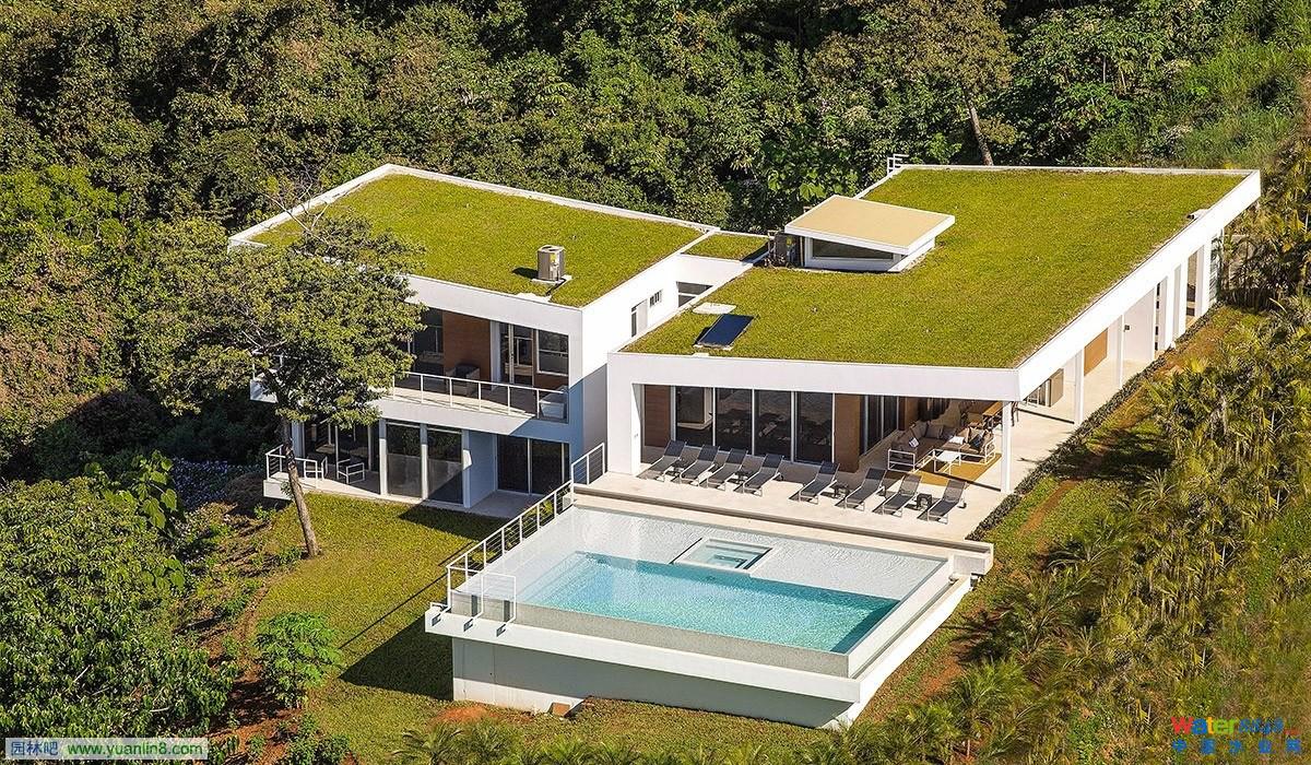 超赞的屋顶花园 23款超赞屋顶花园怎能错过,如此的亲近自然!