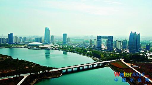 鹤壁市海绵城市建设 将实施绿地广场,城市道路工程,雨