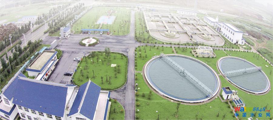 滁州第二污水处理厂.png